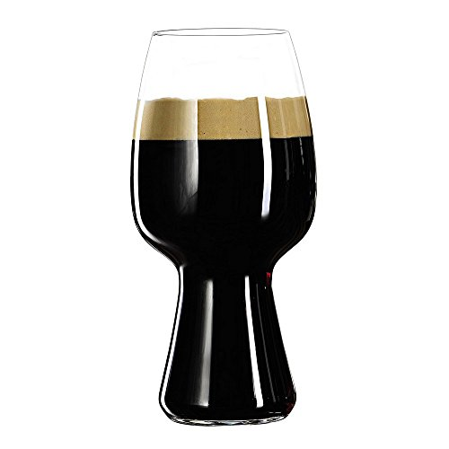 Spiegelau 4992661 21 oz Craft Stout Beer Glasses, Set of 2 (Best Glass For Stout)