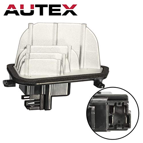 AC Heater Blower Motor Resistor for Acura MDX 2001-2005 Honda Pilot 2003-2008 Front Blower