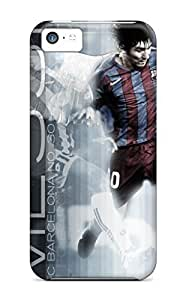 Flexible Tpu Back Case Cover For iPhone 4/4s - Lionel Messi Barcelona 2013