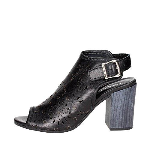 Pregunta IK20335 Black Sandal S Women rZrcgTpWR