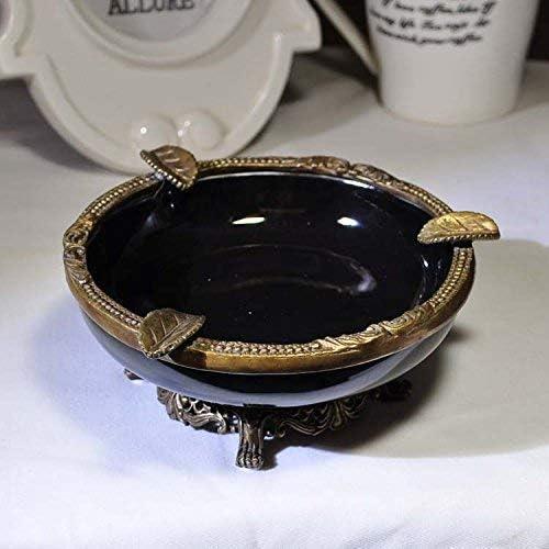 SRX 灰皿、家の装飾工芸ガーデン装飾ジュエリーソフト家具、陶磁器、銅デコレーション灰皿灰皿561