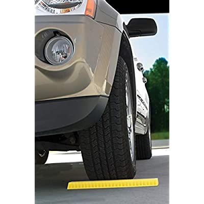 Camco AccuPark Vehicle Parking Aid Provides A Parking Stopping Point For Your Garage (44442): Automotive