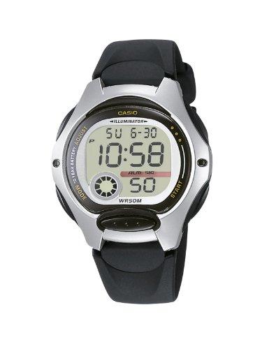 Casio Collection Kinder-Armbanduhr Digital Quarz LW-200-1AVEF