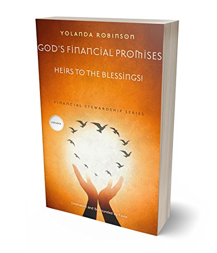 God's Financial Promises: Heirs To The Blessings! (Financial Stewardship Series) (English Edition)