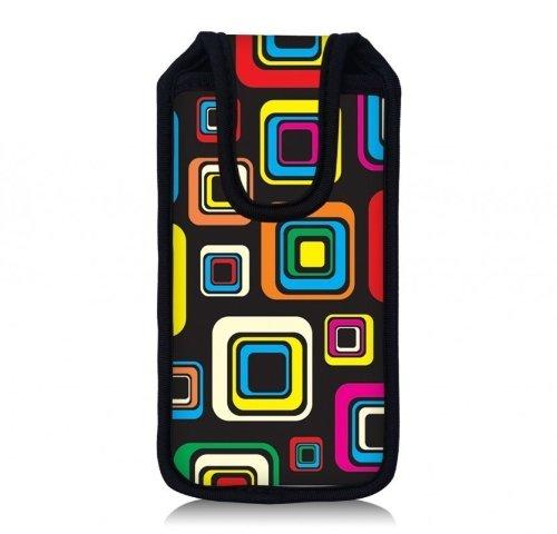 MySleeve Design funda carcasa blanda para Apple iPhone 5, 5S y 5C