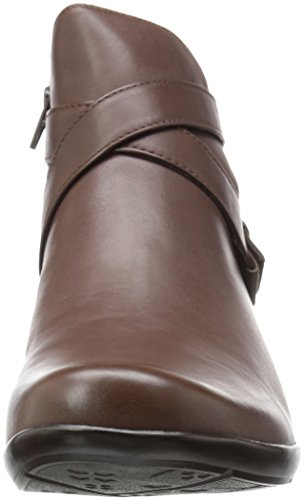 Naturalizer Women's Cassandra Ankle Bootie, Brown, 9.5 2W US by Naturalizer (Image #4)
