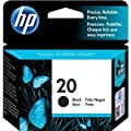Black Inkjet Print Cartridge For 610C, 612C, 630 And 648C (C6614D) -