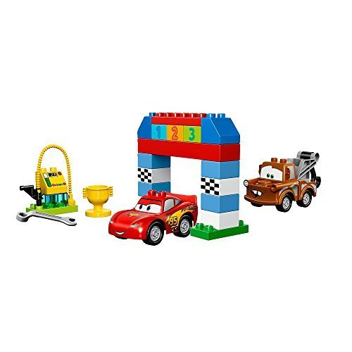 disney cars duplo classic race - 2