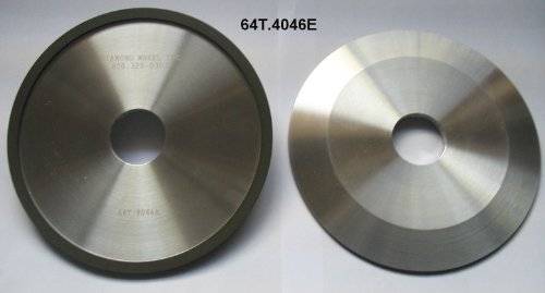 Diamond Grinding Facing Wheel, 6