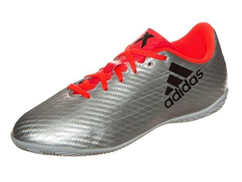 Rojsol Plata Negbas Football de X 16 Garçon Plamet J 4 in adidas Chaussures nq67Uwnp