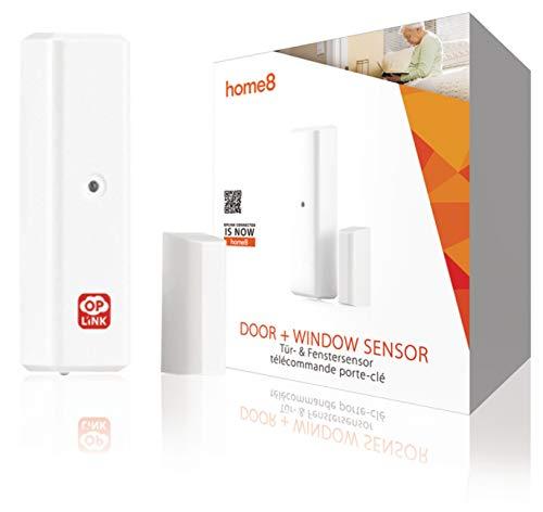 Oplink Connected DWM1301 Door and Window Sensor (White)
