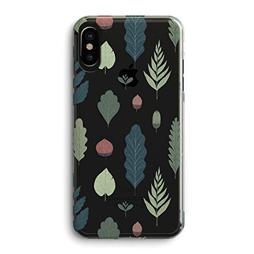 iPhone 5s Case,iPhone SE Case,Aloha Summer Tropical Cute Funny Autumn Green Leaves Plants Girls Simple Pine Nuts Colorful Floral Bumper Translucent Silicone Clear Case Compatible for iPhone 5s SE (Banana Silicone Iphone 5s Case)