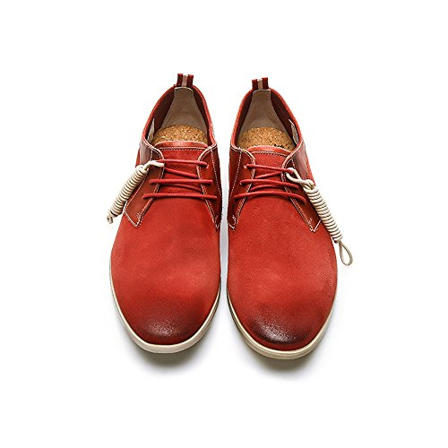 BRICK RED SUEDE rojo, (BRICK RED SUEDE) 261077177