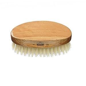 "Kent MC4 - Gentleman's Hairbrush, Oval 5""x 2 3/4"", Bristles 1/2"" L"