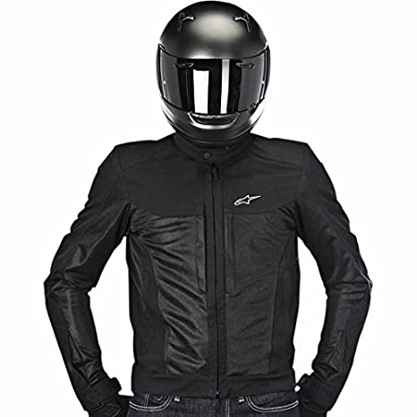 Alpinestars Luc Air Street Jacket-Black-L