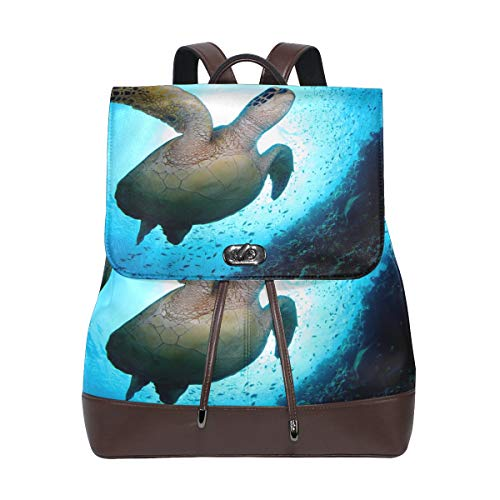 Leather Back Sea Turtle - 2
