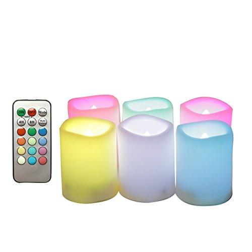 Color Changing Led Safe Pumpkin Light in US - 3