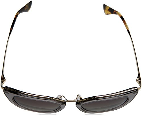 Transparent PR Gris Grey Grey CINEMA 17SS Sonnenbrille Grey Light Prada q6xCRn1wP1