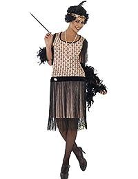 Smiffy's Women's 1920's Coco Flapper Costume