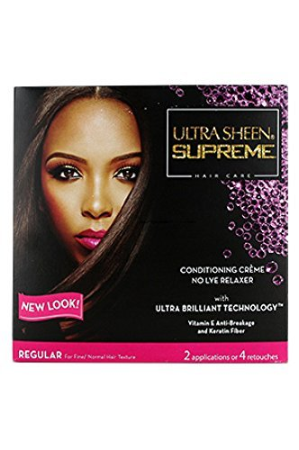 amazon com supreme relaxer regular hair relaxer conditioners