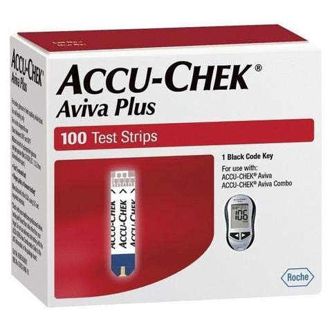 Accu-Check Aviva Plus Test Strips
