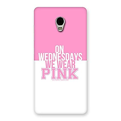 timeless design 1a97a 0d361 Pinky Wednesday Back Case Cover for Lenovo Vibe P1: Amazon.in ...