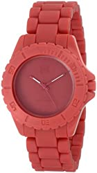 KR3W The Phantom Watch in Red,Watches for Unisex