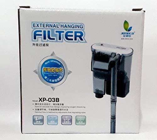 Jeneca External Hanging Filter   XP-03B   Happy Fins