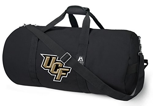 Broad Bay OFFICIAL UCF Duffle Bag or University of Central Florida Gym Bags Suitcases by Broad Bay