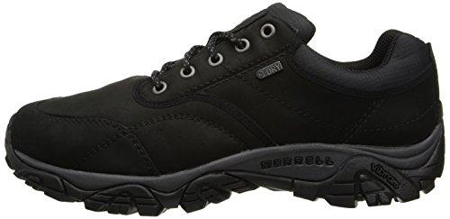 Merrell Men's Waterproof Shoe,Black,7.5
