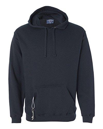 Mens Sweatshirt Beer Hoodie (J. America Men's Tailgate Hoodie Sweatshirt, Navy, X-Large)