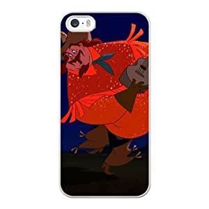 The best gift for Halloween and Christmas iPhone 5 5s Cell Phone Case White Freak badass Alemeda Slim Home on the Range by disney villains VIK9180187
