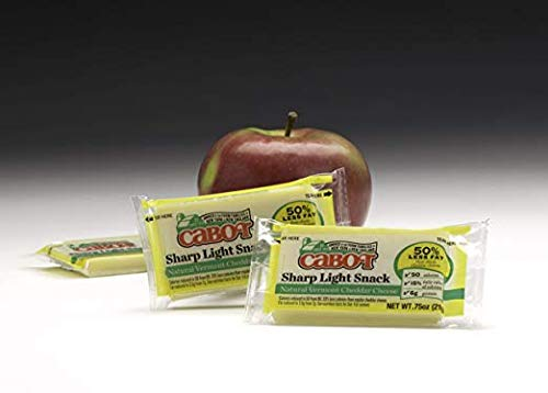 Cabot Reduced Fat Snack Pack Cheddar Cheese, 36 ct by Cabot (Image #3)