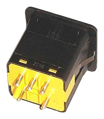 OES Genuine Mirror Switch for select Mercedes-Benz ()