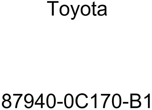 Genuine Toyota 87940-0C170-B1 Rear View Mirror Assembly