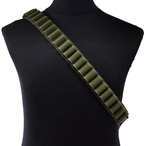 [niceEshop(TM) Shotgun Shell Bullet Bandolier Belt] (Bandolier Belt)