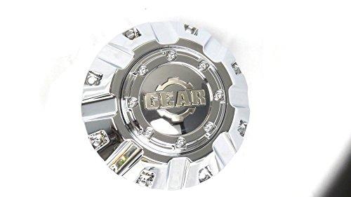 Gear Rims Center Caps - 4