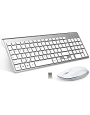 FENIFOX Kit Mouse Tastiera Wireless a QWERTY Layout Italiano