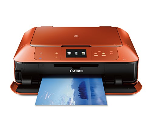 CANON MG7520 Wireless Color Cloud Printer with Scanner and C