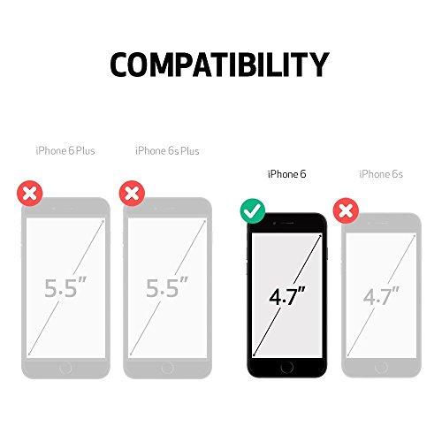 "Latest OtterBox DEFENDER Case for Apple iPhone 6s and iPhone 6 Case (4.7"") - Retail Packaging - BLAZE ORANGE/BLACK orange iphone case 7"