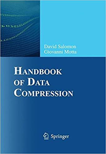Introduction to Data Compression Fourth Edition The Morgan Kaufmann Series in Multimedia Information and Systems