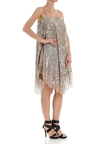 Twin con Abito in Paillettes Set Viscosa 8P1qnaZ8