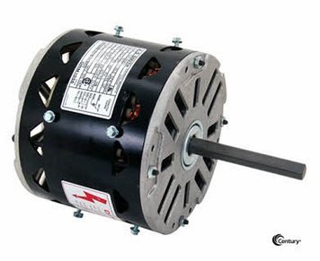OEM ORM1076 Replacement Motor, Permanent Split Capacitor Motor, PSC, 3/4 HP, 1075 RPM, 115V, 48Y, Open by Century Electric Motor  B000E2AESW