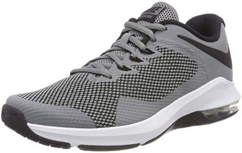 Nike Men's Air Max Alpha Trainer, Cool GreyBlack, 8.5 M US