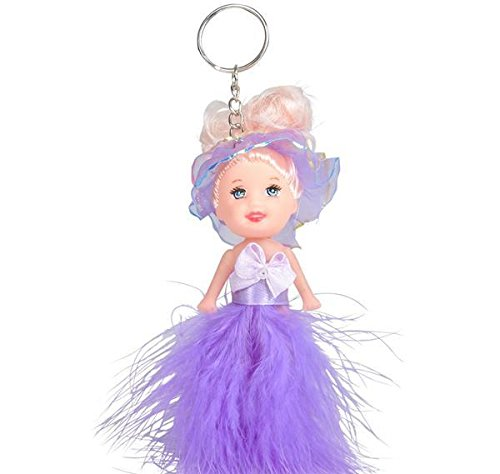3'' DOLL KEYCHAIN, Case of 288