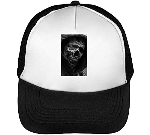 Pain Snapback The Hombre Negro Beisbol Dark Blanco Horror Scarface Series In Gorras Apwp8E