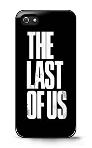 Custom iPhone Case -The Last Of Us Logo Case For HTC One M8 Cover Hard Back Cover Case