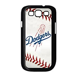 Customize MLB Los Angeles Dodgers Back Case for SamSung Galaxy S3 I9300 JNS3-1302