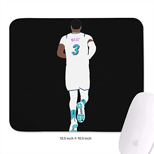 (10.5X12.5 (inch) Special Pattern Mouse Pad Sport Theme Style Basketball Mouse Mat Gaming Comfortable Rubber Base Rectangle Suitable for Computers Laptop Office Home Mousepad 27 X32.1 cm)