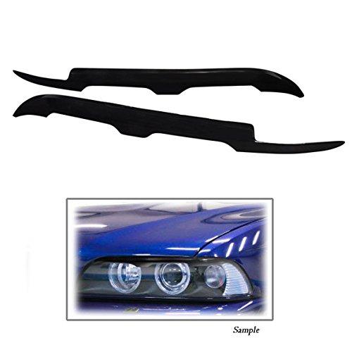 Lashes Net (GP XTREME BMW E39 5-Series Black Eyelid Eye Lid Eyebrow Trim Eye Lids Eye Lash (RS) 97-03)